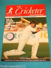 THE CRICKETER INTERNATIONAL - RODNEY MARSH - AUG 1981
