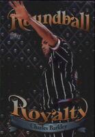 1998-99 Topps Roundball Royalty Rockets Basketball Card #R13 Charles Barkley