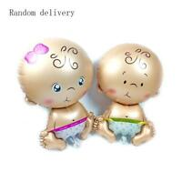 Cute Baby Angel Child Foil Balloon Newborn Baby Shower Birthday Party Decor