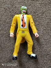 "🤖 THE MASK: Jim Carrey 1997 talking 8"" figure working toy island china"
