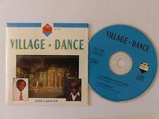 CD Single JOZE CAZALON Village dance L amour a tout coeur CD 169