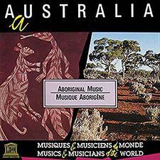 Various Artists - Australia: Aboriginal Music [New CD]
