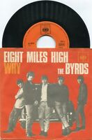Single Byrds: Eight Miles High (CBS 2067) D 1965 - rare -