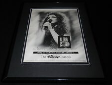 Gloria Estefan Going Home 1992 Framed 11x14 Original Advertisement Disney