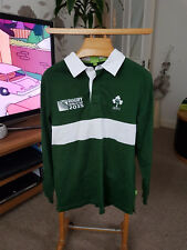IRELAND   RUGBY UNION  SHIRT   2015 WORLD CUP NEW  SEALED  CHILDS 11-12 YEARS