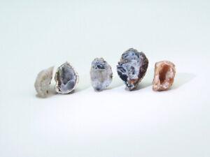 Agate Geode Halves 54.8 g