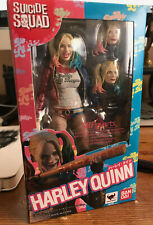 S.H. Figuarts Suicide Squad Harley Quinn Action Figure AUTHENTIC