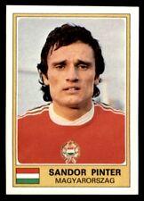 Panini Euro Football 77 - Sandor Pinter Magyarorszag No. 182