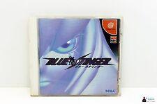 Sega Dreamcast Spiel - BLUE STINGER - Japan Version - Komplett in OVP