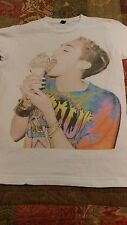 Miley Cyrus T-Shirt Womens Small Ice Cream Lick Dead Petz Distressed Rock Punk