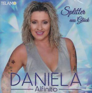 Daniela Alfinito*Splitter aus Glück inkl. 2 Bonus Hits*VÖ 2021*NEU*OVP*