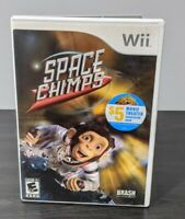 Space Chimps (Nintendo Wii, 2008)