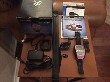 Garmin 305 Forerunner GPS, HR, includes Cadence Sensor.