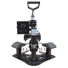 Digital Hat Cap Heat Press Machine Sublimation Transfer Steel Frame