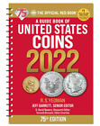 Внешний вид - 2022 Red Book - A Guide Book of US Coins, 75th Edition / Same Day Shipping!