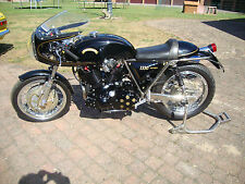 EGLI VINCENT1330cc The Best of the Best. Will compliment any Black Shadow.
