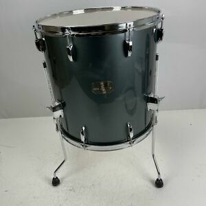 "16"" Pearl Export Floor Tom Drum | Grey |  #ID133"
