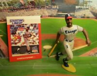 1988  HAROLD BAINES - Starting Lineup Baseball Figure & Card - CHICAGO WHITE SOX