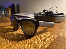 Bose 840667-0100 Frames Alto Audio Smart Sunglasses - Black Small/Medium