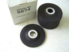 "Aluminum Oxide Grinding Wheels 4 1/2"" Lot of 10 pcs. new"