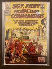 Sgt. Fury and his Howling Commandos 16 Marvel Comic Book C37-138