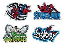 MARVEL SPIDER-MAN PRISM Complete Vending Sticker Set (12)