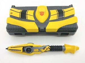 Nintendo DS Lite Bumblebee Transformers Case 2009 & Game Stylus