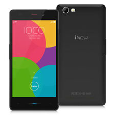 iNew U3 4G-Smartphone 4,5 Zoll IPS OGS Quad-Core Dual SIM Handy ohne Vertrag