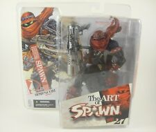 McFarlane Toys Spawn Series 27 Issue 131 Cover Art Action Figure MIB New Sealed