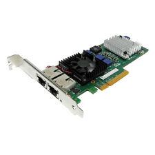 Intel X520-T2 Dual-Port 10GbE PCI-Express x8 Server Adapter E95990-003 FP