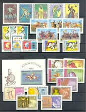 SYRIA 28 STAMPS + 1 BLOCK --** MNH VF