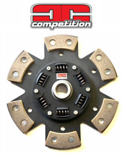 Competition Clutch Paddle Ceramic Friction Disc - Fit Nissan Z33 350Z VQ35DE