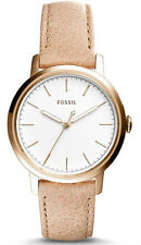 Women's Fossil Neely Stainless Steel Watch ES4185