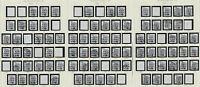 (c036e) BRD- MiNr.2306 1,44er-SWK3-RollenMarken- Serie 5-500 m.P.gest.
