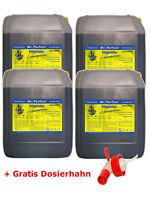 Felgenwäsche Reiniger für Starke Verschmutzungen 4x 5 Liter inkl. Ablasshahn