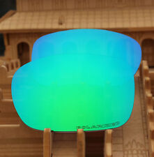 ACOMPATIBLE Polarized Replacement Lenses for-Oakley Twoface OO9189- Green Mirror
