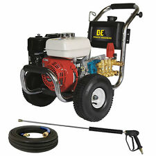 BE Professional 2500 PSI (Gas - Cold Water) Pressure Washer w/ CAT Pump & Hon...