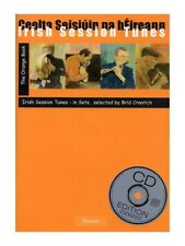 Irish Session Tunes The Orange CD Edition Learn to Play MUSIC BOOK & CD