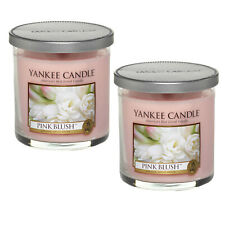 2 Bottles Pink Blush Small 7 oz Tumbler Candle by Yankee Candle
