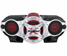 Sony Xplod CFD-G700CP CD/Radio/Cassette Boombox