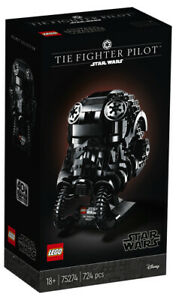 LEGO Star Wars TIE Fighter Pilot Helm - 75274