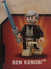 Lego Star Wars Minifigure Ben Kenobi Split From The Set 75173 Lukes Landspeeder