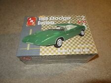 AMT 1969 Dodge Charger Daytona 1:25 Model Kit MISB Sealed 2004 See My Store