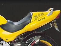 Gimbel Variohöcker / Banquette Honda CB 600 F/S Hornet (PC34) 98-02 avec Tüv