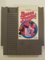 Bases Loaded - Nintendo NES BASEBALL CARTRIDGE ONLY TESTED FREE S/H