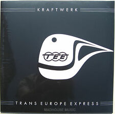 Kraftwerk LP Trans Europe Express Scellé 180gm interne 2009 AUDIOPHILE + livret