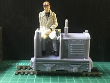 More details for gn15 - 'lady elsa' a side seat diesel critter - requires  tenshodo spud