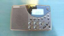 Grundig TR II Digital FM Stereo / MW / SW1 / SW2 PLL Synthesized Portable Radio