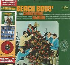 BEACH BOYS - Beach Boys Christmas Album - Remastered CD - Red Disc - Like New