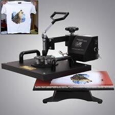 "15.0""X12.0"" 1000W Termopressa Pressa a Caldo 40x31cm Printing Transfer T-Shirt"